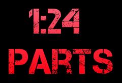 1:24 Scale Parts